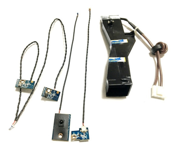 Sensores 4 + Termostato Temp Lampada Projetor Sony Vpl Ex50