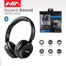 Fone De Ouvido Sem Fio Wifi Headset Estéreo Bluetooth Fm