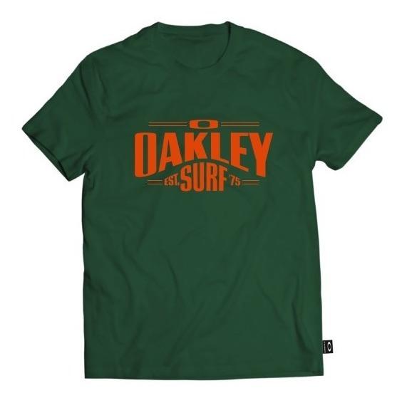 Franelas De Caballero Oakley Surf Tee.