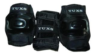 Set De Protección Seguridad De Bicicleta Patin Skate Rollers