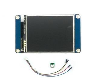 Tela Lcd Nextion 2.8 Ihm Led Touch Arduino Pic Clp (4008)