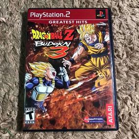 Dragon Ball Z Budokai 3 (us, Completo) Ps2