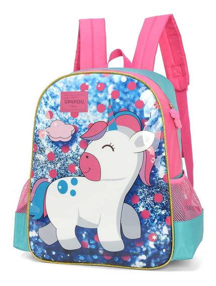 Mochila Infantil Unicornio Up4you Is33981up