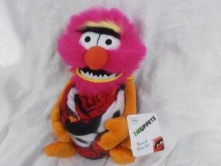 Animal De Los Muppets Peluche Con Colchita 45cms