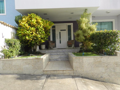 Excelente Casa Em Condomínio Costa Bella No Bairro Da Gloria - Ca0050