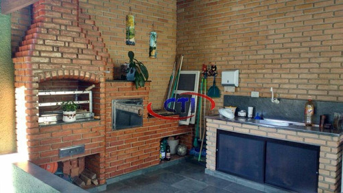 Casa Com 3 Dormitórios À Venda, 200 M² Por R$ 820.000 - Barro Branco - Ribeirão Pires/sp - Ca0261