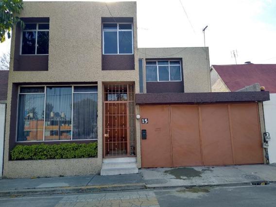 Casa En Venta En Militar Valle De Cuautitlán, Cuautitlán Izcalli Rsv-3945