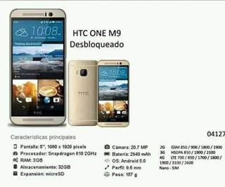 Telefono Htc One M9