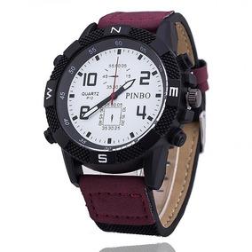 Relógio Masculino Yazole Importado