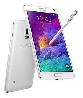 Cel. Samsung Note 4 32gb 3gb Sm910c Original Branco - Usado