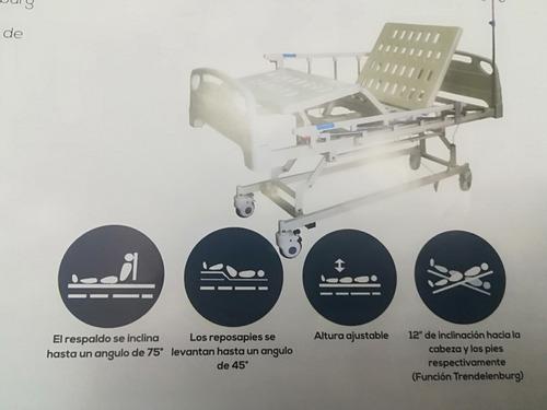 Imagen 1 de 9 de Renta De Camas De Hospital U Hospitalarias En León Gto.