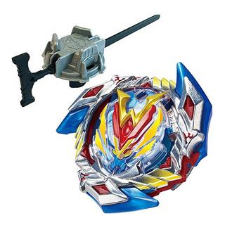Beyblade Burst Starter Winning Valkyrie Zet Achilles Toy