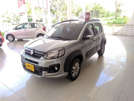 Fiat Uno Way 1.4 Mt 2019