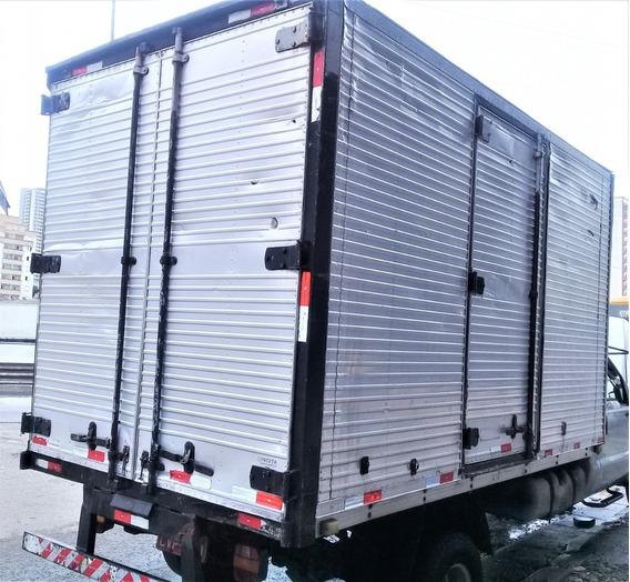 Bau Aluminio P/ Vw Cargo Mb Iveco