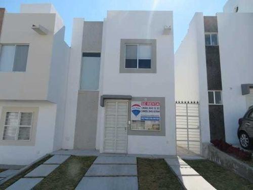 Vng/ Bonita Casa En Ciudad Marques