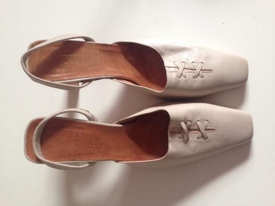 Zapato Mujer Beige X -e