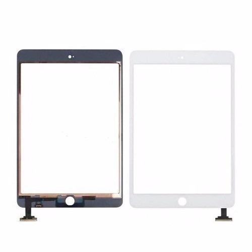 Tela + Touch iPad Mini Preto Branco
