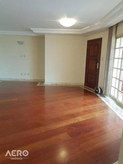 Apartamento Com 3 Dormitórios Para Alugar, 200 M² Por R$ 2.000,00/mês - Jardim Panorama - Bauru/sp - Ap1532