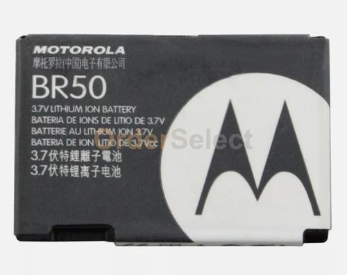 Motorola V3 V3m+ Bateria Nueva Oem Original Entrega Inmediat