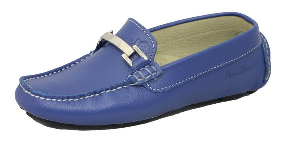 Zapatos Driver Peskdores Azul Rey Drar0065