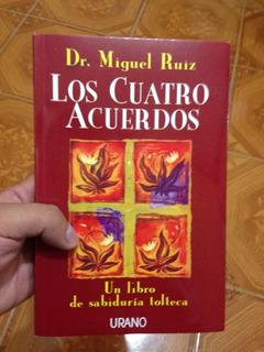 Libro + Regalo Los Cuatro Acuerdos + Envio Gratis