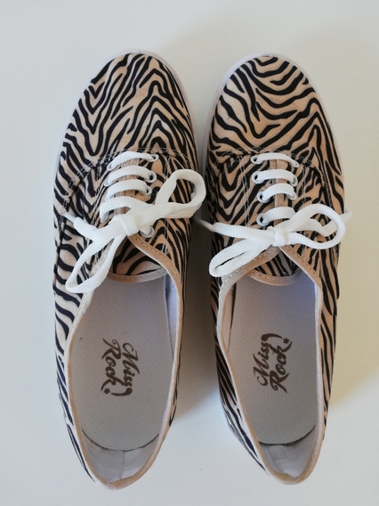 Zapatillas Urbanas Animal Print