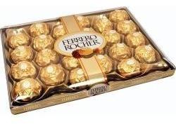 Ferrero Rocher X24u. Estuche Regalo - Barata La Golosineria