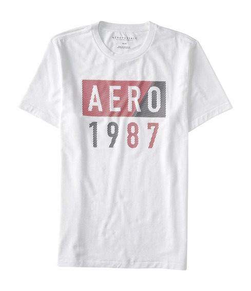 Camiseta Aeropostale Original Grafic Tees Stretch
