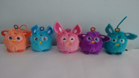 Coleção Pelucia Furby Connect Mc Donalds (5)