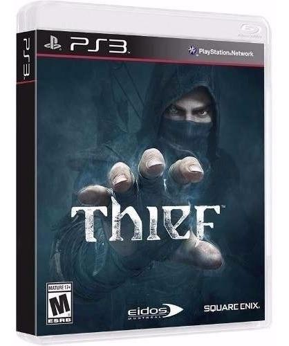 Thief - Jogo Para Ps3 Original - Midia Fisica Lacrado