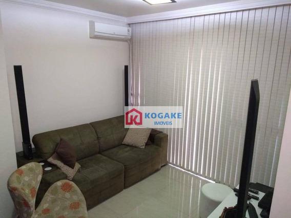 Apartamento Com 3 Dormitórios À Venda, 99 M² Por R$ 550.000,00 - Vila Adyana - São José Dos Campos/sp - Ap5341