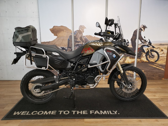Bmw F800gs Adventure 2015