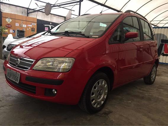 Fiat Idea 1.4 Elx Flex 5p 2007 Impecável Unico Dono