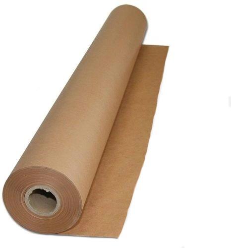 Bobinas Papel Semi Kraft 60cm Embalagens Mascaramento
