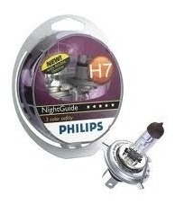 Lâmpada Do Farol Philips H7 55w Bmw/cbr600/gsx/hayabusa