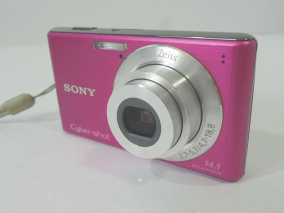Camera Fotográfica Sony Dsc W730 16mp Barata + Brindes