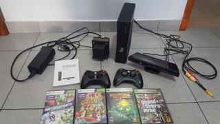 Xbox 360 S - 4 Gb - Kinect