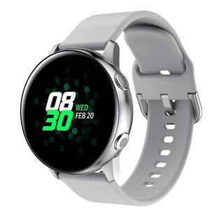 Pulseira Samsung Galaxy Watch Active E Active 2 Silicone