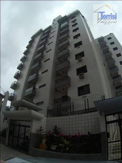 Apartamento Em Praia Grande, 03 Dormitórios Sendo 01 Suíte, No Bairro Aviação, Ap2093 - Ap2093