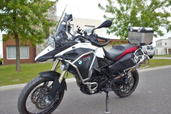 Bmw F800 Gs Adv 2016 Excelente Estado