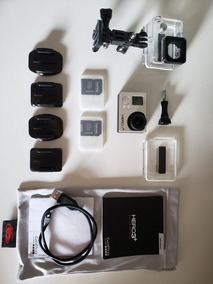 Camera Gopro Hero 3+ Silver Edition