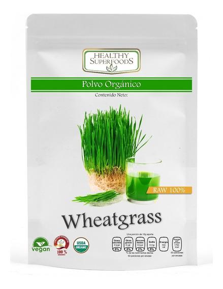 Wheatgrass Organico Premium 250g