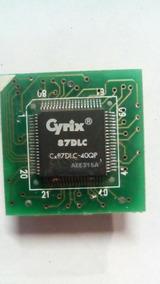Processador Cyrix 87dlc