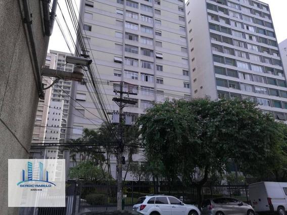 Apartamento Residencial À Venda, Jardins, São Paulo. - Ap3035