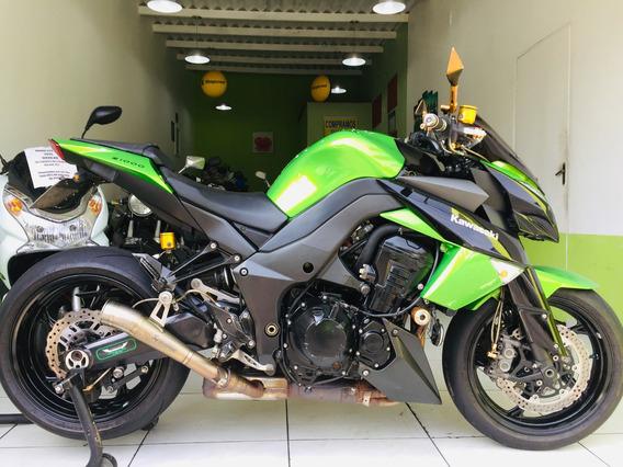 Kawasaki Z 1000 Apenas 16500 Km