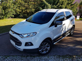 Ford Ecosport Freestyle 1.6 Con Extras Originales 2014