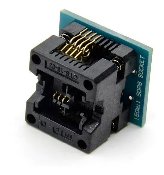 Adaptador Eprom Soic8 150mil