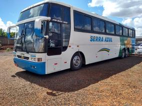 Onibus Scania Buscar Jumbuss 360 1997 46 Lug Semi Leito