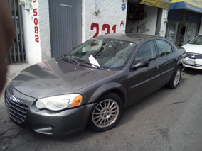 Chrysler Cirrus Lxi Sedan L4 Aa Piel Qc At