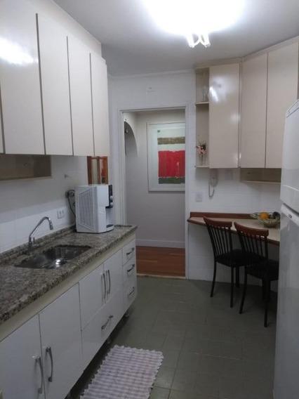 Apartamento Em Vila Gumercindo, São Paulo/sp De 74m² 3 Quartos À Venda Por R$ 550.000,00 - Ap235483